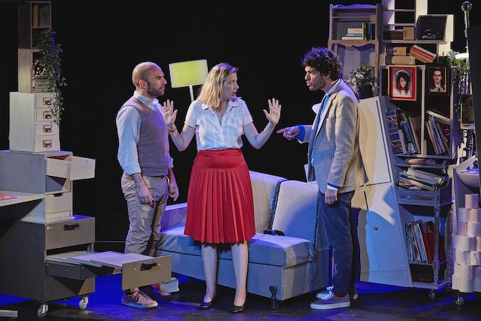 « J'aime Valentine, mais bon… », Théâtre Jacques Bodoin, Tournon (07), vendredi 11 octobre 2019