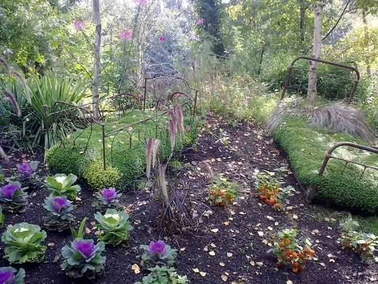 Les innovations 2012 au jardin des fontaines p trifiantes - Le jardin des fontaines petrifiantes ...