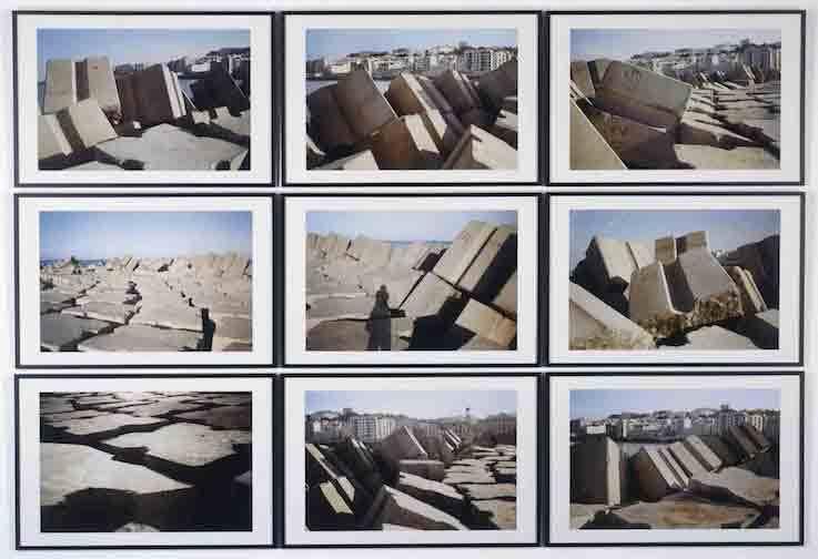 Kader Attia, Rochers carrés, 2008. Collection MAC/VAL, musée d'art contemporain du Val-de-Marne. Acquis avec la participation du FRAM Île-de-France. Photo © Jacques Faujour. © Adagp, Paris 2012.