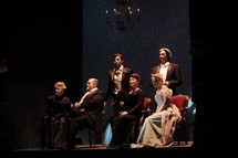 L'Opéra de Marseille ressuscite la Chartreuse de Parme d'Henri Sauguet, par Christian Colombeau