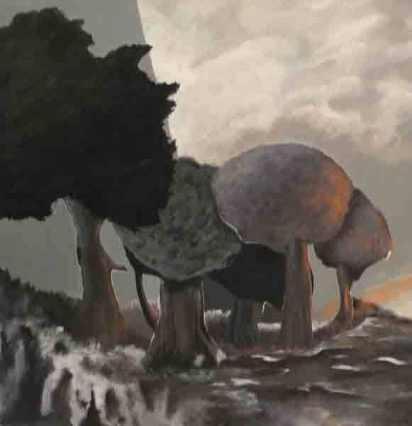 « Immersion », Elsa Gurrieri expose à la galerie l'OuJoPo, Lyon, du 16 février au 24 mars 2012