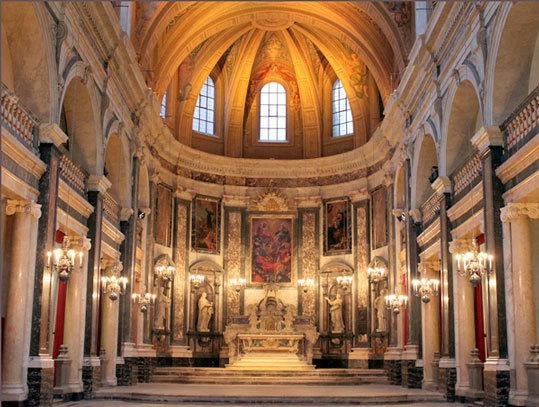 Chapelle de la Trinité © DR
