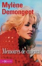 Mylène Demongeot au 11ème festival du Livre et de la Bande Dessinée du Gard Rhodanien pour Mémoires de cinéma, Bagnols-sur-Cèze, les 10 et 11 mars 2012
