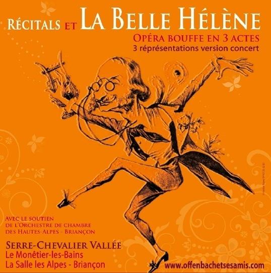 Festival « Offenbach et ses amis » à Serre-Chevalier  du 12 au 17 mars 2012