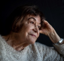 Portrait de Claudia Andujar. © Victor Moriyama