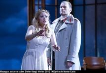 Création de Mazeppa de Tchaïkovsky à l'Opéra de Monte-Carlo