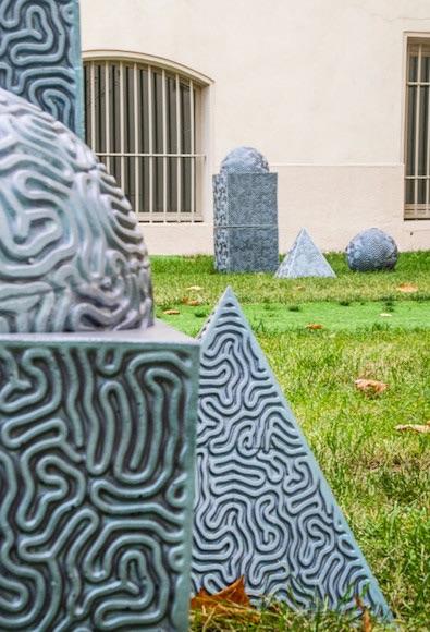 Exposition Jérémy Gobé - Anthropocène / Andréa Mostrovito - Le monde est une invention sans futur. Du 18 septembre 2019 au 5 janvier 2020, Fondation Bullukian, Lyon