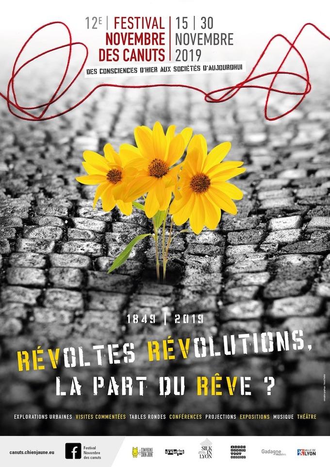Lyon. Le festival Novembre des canuts#2019 fait sa révolution !