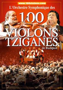 Les 100 Violons Tziganes au Grimaldi Forum, Monaco, le 25 avril 2012