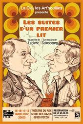 Les suites d'un premier lit, Labiche, Théâtre du Rex, Feyzin, du 15 au 18 mars 2012