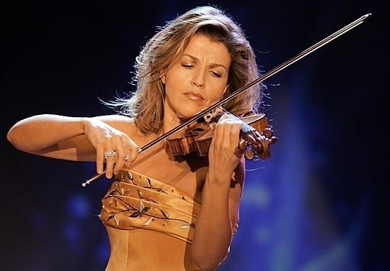Anne-Sophie Mutter © DR