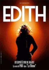 Edith interprété par Jil Aigrot en concert à Gréoux Les Bains le 28 juillet 2012