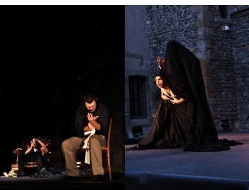 Faust de Christopher Marlowe, au Ciné-Théâtre de Tournon sur Rhône (07), les 9 et 10 mars 2012