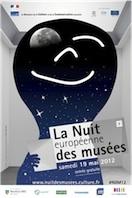 8e Nuit Européenne des Musées, samedi 19 mai 2012