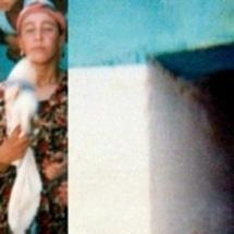 Série Vis-à-vis Miramas, 2006 - Sans titre - Tirage couleur encadré - Carte blanche de la médiathèque de Miramas et de Saint-Denis de l'association Synesthésie, 2007, France.