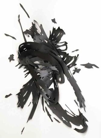 Andreas Kocks, Paperwork #1151G Courtesy Andreas Kocks and Winston Wätchter Fine Art New York, 2011