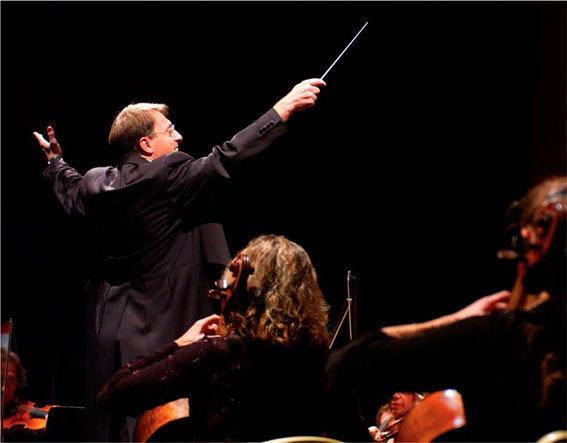Orchestre symphonique Lyonnais, Philippe Fournier © DR