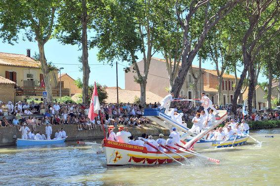 Festival Eau, Terre et Vin, à Sallèles d'Aude (11)  le 22 juillet 2012