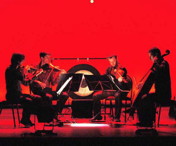 Quatuor Béla, le 12 mai au Klap, maison pour la danse
