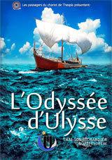 L'Odyssée d'Ulysse, théâtre des Asphodèles, Lyon, du 9 au 12 mai 2012