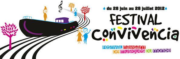 Festival Convivencia, Midi-Pyrénées / Languedoc-Roussillon / PACA, 16ème édition du 28 juin au 28 juillet 2012