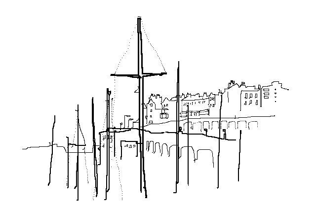 Simon-Faithfull, Ramsgate-Harbour
