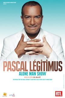Pascal Légitimus, alone man show, Casino du Palais de la Méditerranée, Nice, samedi 26 mai 2012