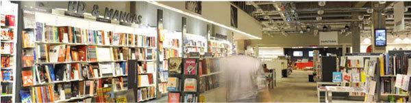Decitre réinvente la librairie à Lyon Confluence