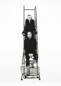 Marithé+François Girbaud © DR