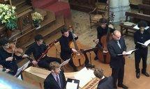 Cantates de J.S. Bach, Temple Lanterne, Lyon, le 22 avril 2012 à 17h