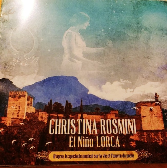 Christina Rosmini : Le Chant d'une Colombe. El Niño Lorca