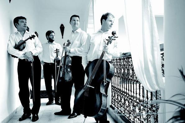 Quatuor Debussy © Bernard-Benant
