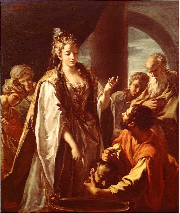 Rubens, Tomyris et la tête de Cyrus le Grand
