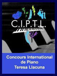 Concours International de Piano Teresa Llacuna, Valence, Drôme, les 28 et 29 avril 2012
