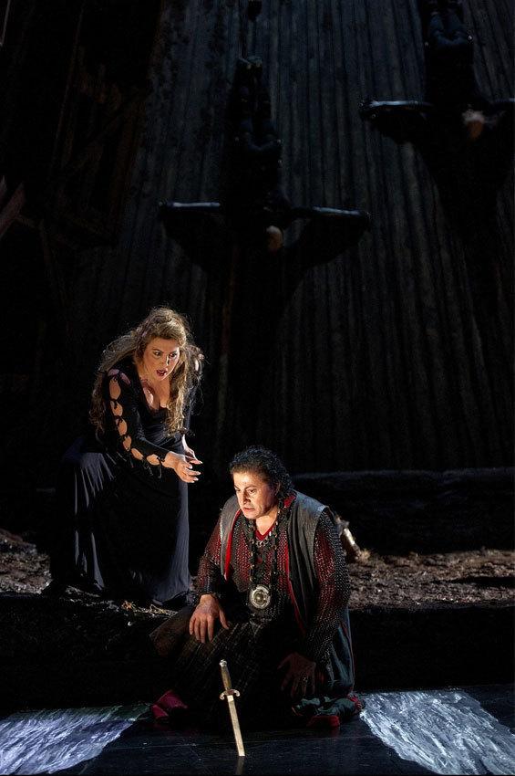 Macbeth, Monte-Carlo avril 2012 © Opéra de Monte-Carlo