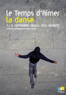 Le Temps d'Aimer la danse, Biarritz du 7 au 16 septembre 2012