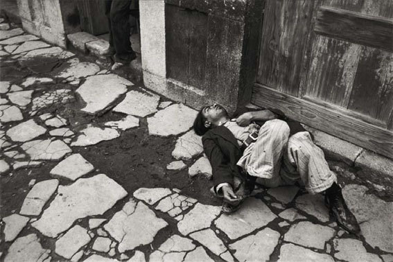 Mexique, 1934 © Henri Cartier-Bresson / Magnum Photos / Collection Fondation HCB