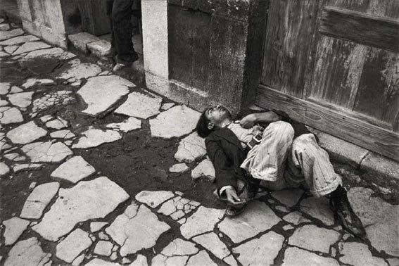 Mexique, 1934 © Henri Cartier-Bresson / Magnum Photos / Collection Fondation HCB