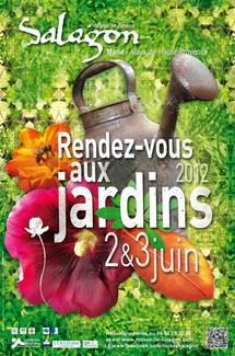 Rendez-vous aux jardins de Salagon les 2 et 3 juin à Mane
