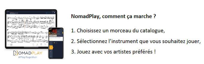 Renaud Capuçon investit dans la start-up française NomadPlay