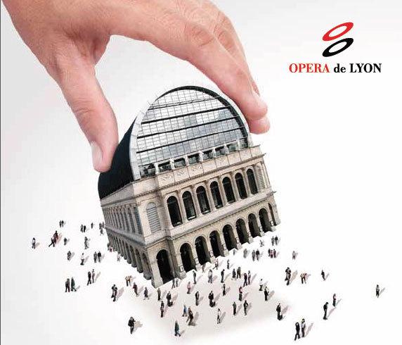 Tous à l'Opéra ... Opéra de Lyon, le 12 mai 2012