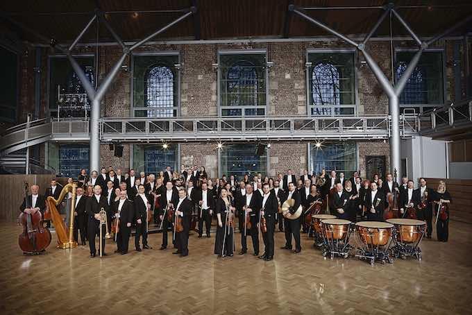 London Symphony Orchestra © Ranald Mackechnie