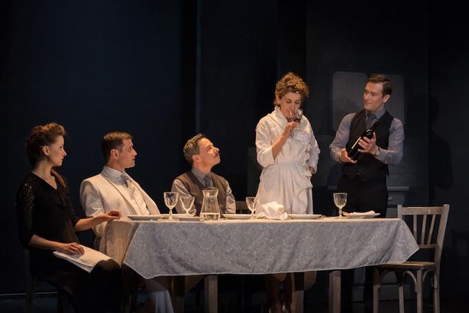 Adieu Monsieur Haffmann, de Jean-Philippe Daguerre. Théâtre Toursky, Marseille, le 11 février à 21h