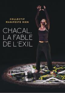 Chacal, la fable de l'exil, texte Virginie Aimone et Jeremy Beschon, Théâtre de l'Œuvre, Marseille, 19-21 mars 2020
