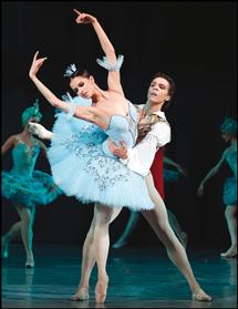 """Les étoiles de la danse """"Hommage à Marius Petipa"""", Théâtre de Verdure, Nice, 24 juillet 2012"""