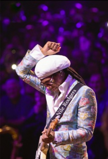 Nile Rodgers © DR
