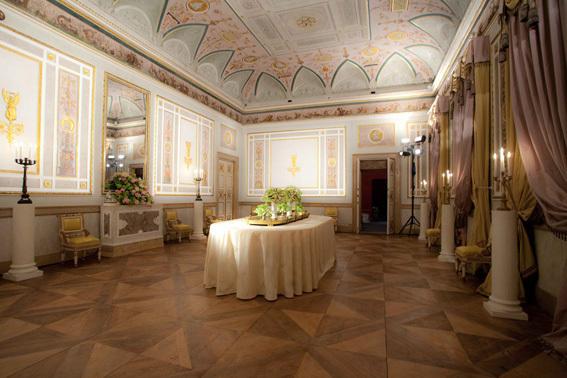 Appartement de l'Impératrice d'Autriche à Venise © DR