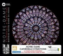 Notre-Dame, Cathédrale d'émotion. Par la Maîtrise Notre-Dame de Paris. Sortie le 10 avril 2020