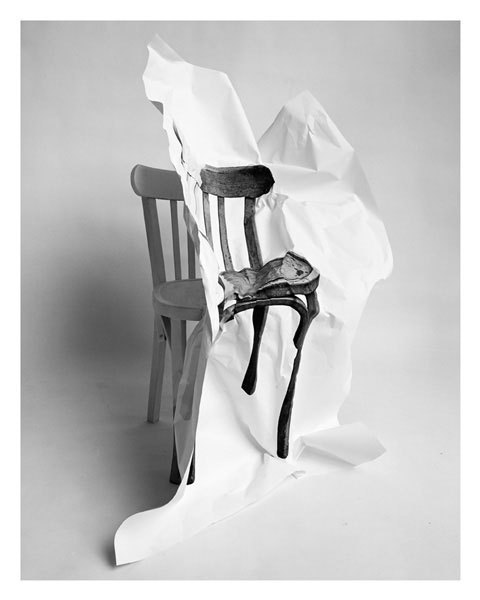 Philippe Soussan, Chaise Mentale © DR