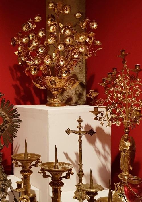 Vue de la Chapelle © Musée Réattu Arles
